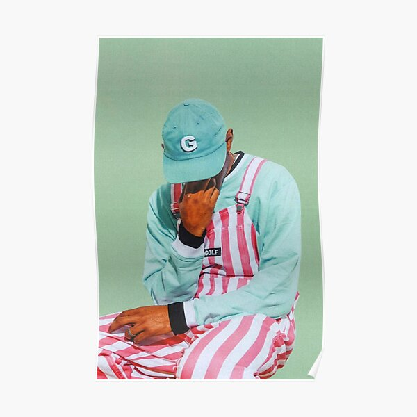 Tyler the Creator Photo Poster
