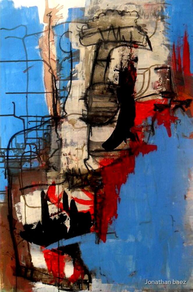 baby blue by Jonathan baez