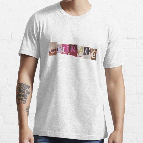 Klaine Courage Essential T-Shirt