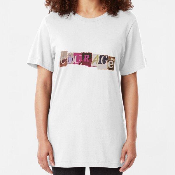 Klaine Courage Slim Fit T-Shirt