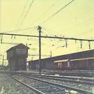 Last Train Station II by MoiMM