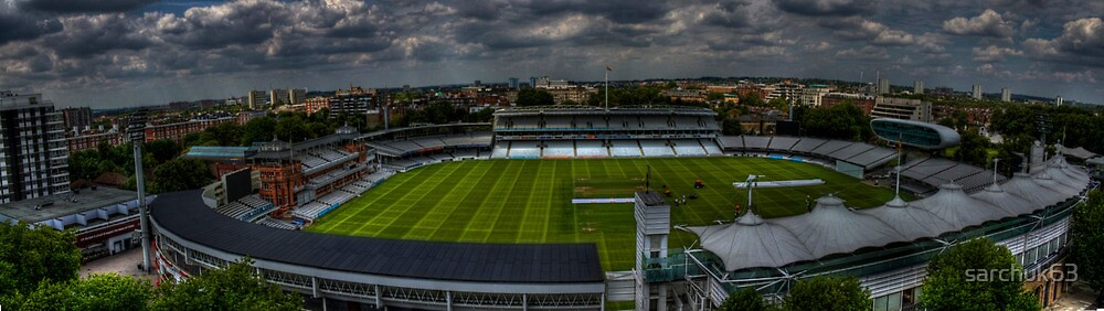 Lord's Cricket Ground by sarchuk63