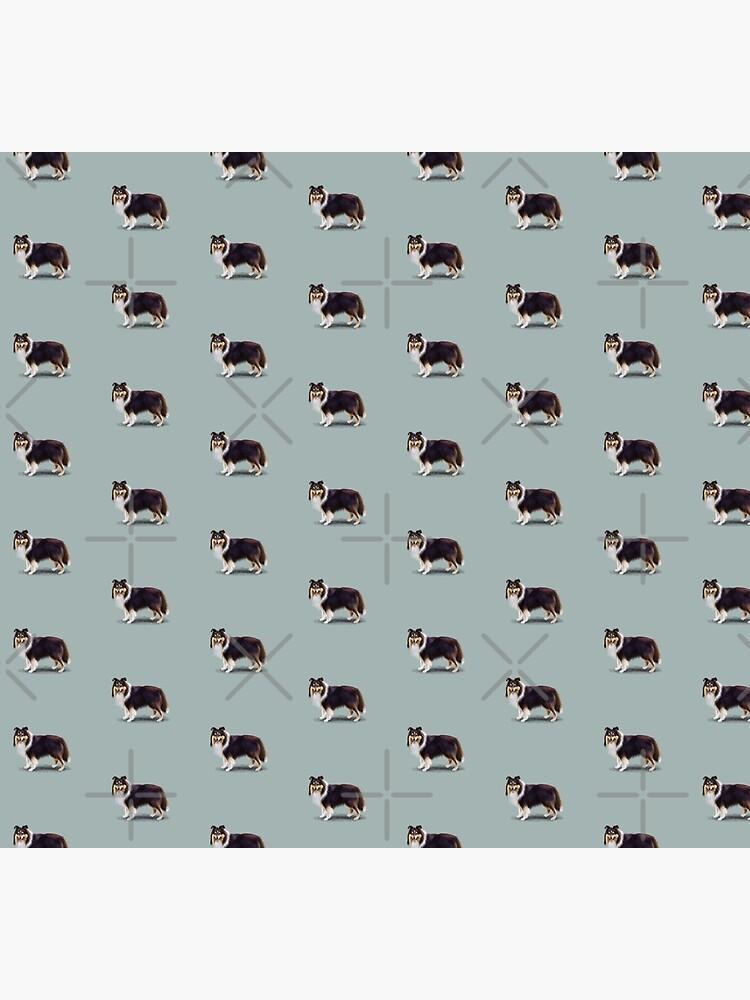 Tri Shetland Sheepdog Sheltie by elspethrose