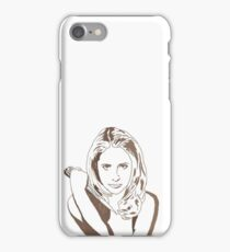 Into each generation, a Slayer is born iPhone Case/Skin