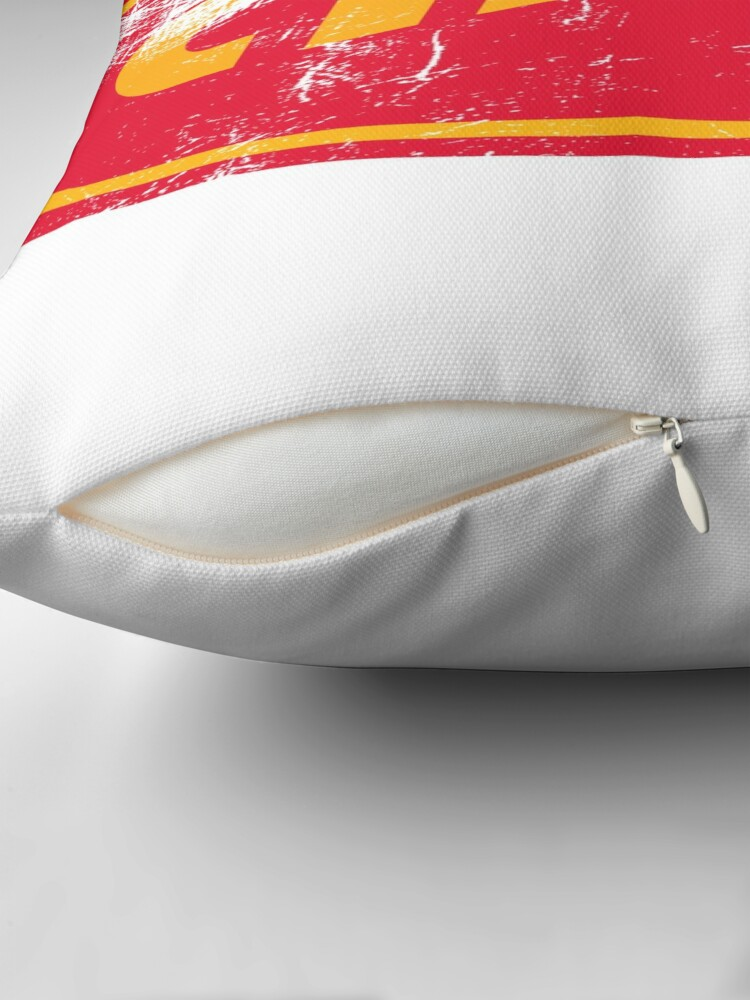 Alternate view of Kansas City Chefs Throw Pillow