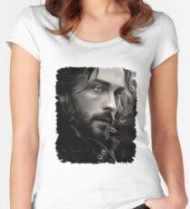 Ichabod Crane (Tom Mison) Women's Fitted Scoop T-Shirt