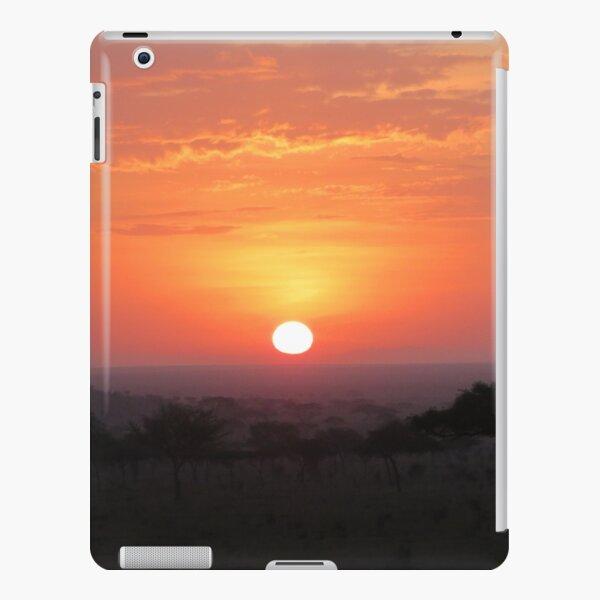 Serengeti African Sunrise iPad Snap Case