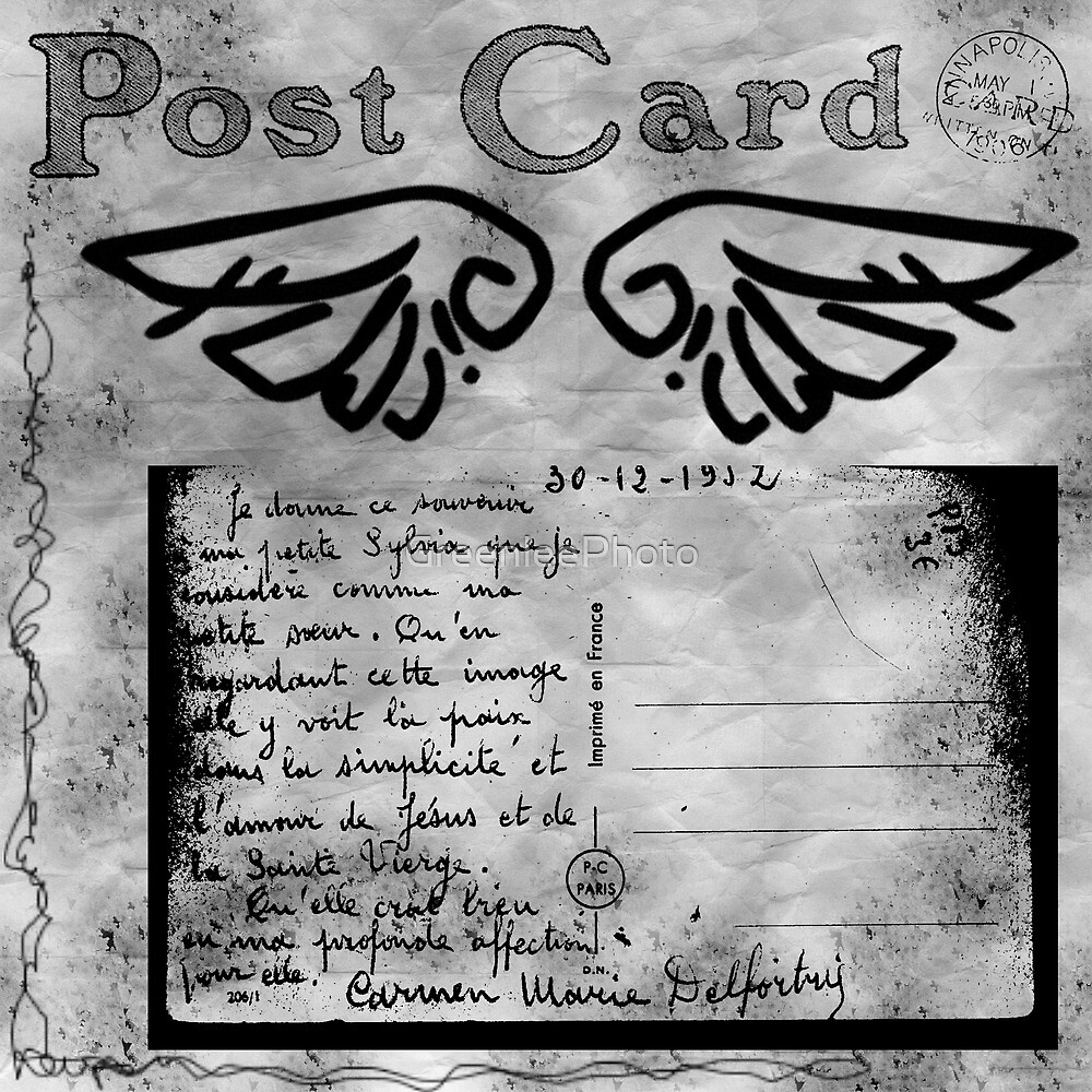 Postcard by GreenleePhoto