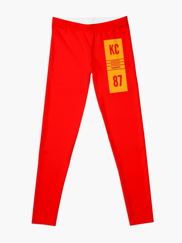 Alternate view of KC You've got to Fight  Leggings