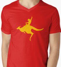 Real Cowboys Roodeo! Men's V-Neck T-Shirt