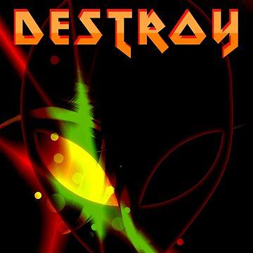 Destroy by HyperLyght