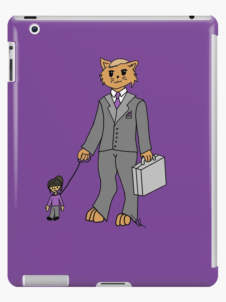 Business Cat by SwazzleSwazz