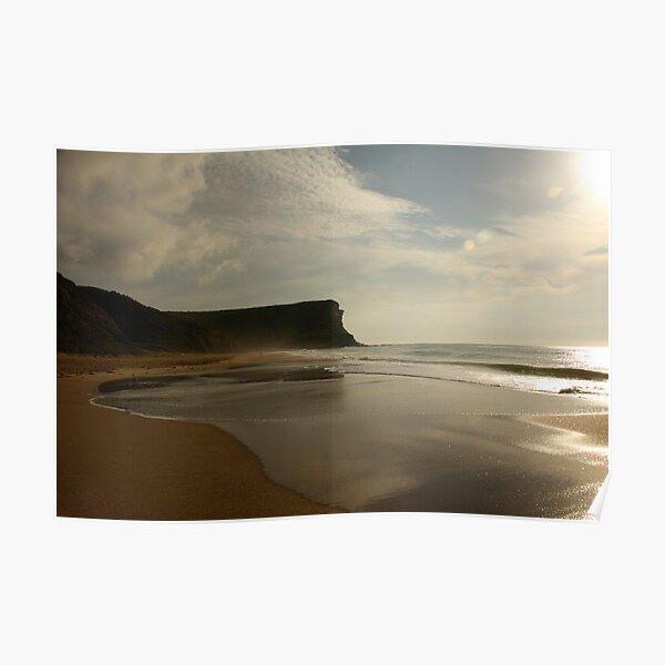 Garie Beach Poster