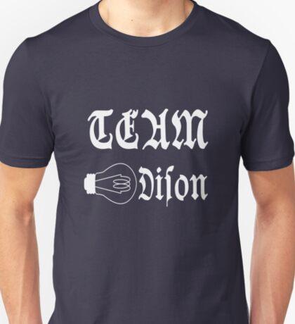 Team Edison-Inverted T-Shirt