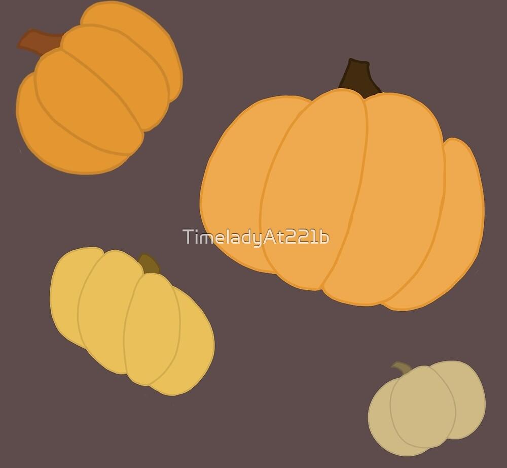 Pumpkin Pattern by TimeladyAt221b