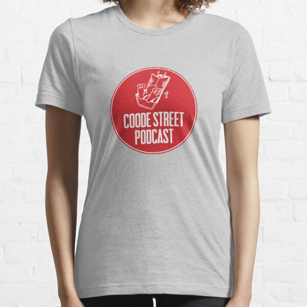 Coode Street Podcast (red) Essential T-Shirt