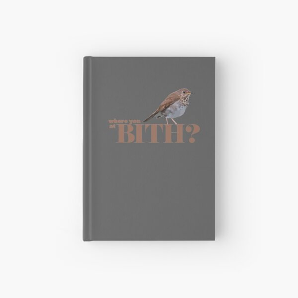 BITH Hardcover Journal