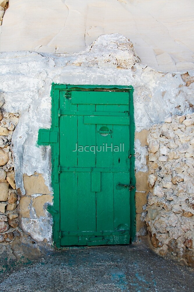 Green Door of Gozo by JacquiHall