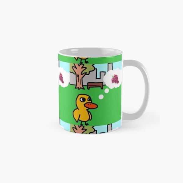 duck song Classic Mug