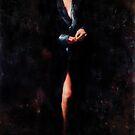 Velvet Robe by Matt Abraxas