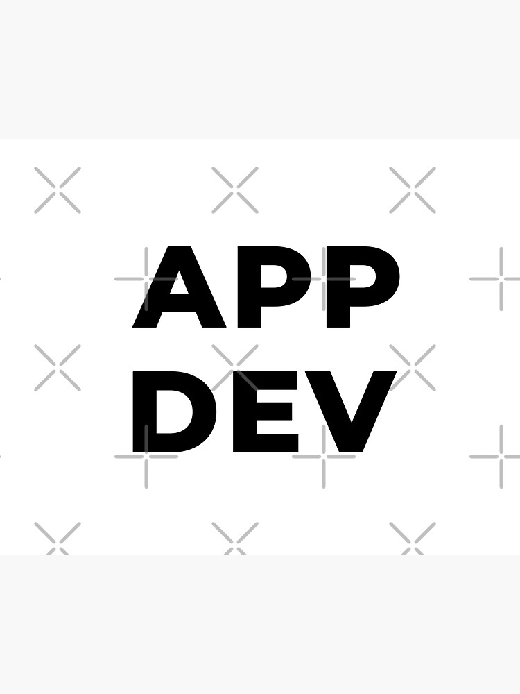 App Dev (Inverted) by developer-gifts