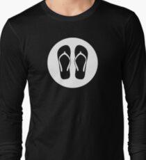 Chillax Ideology Long Sleeve T-Shirt