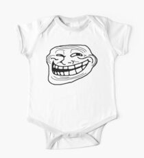 Trollface Kids Clothes