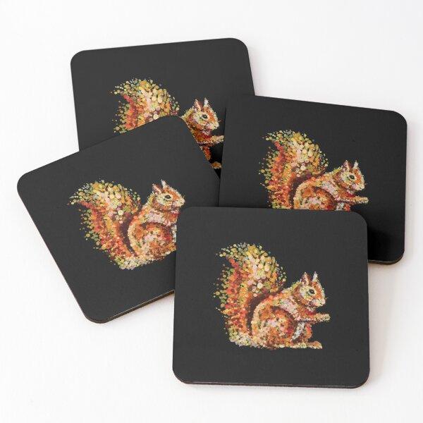 Shiny one Coasters (Set of 4)