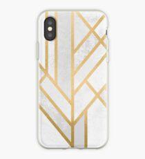 Art Deco Geometry 2 iPhone Case