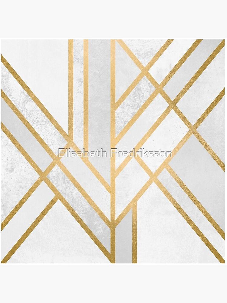 Art Deco Geometrie 2 von foto-ella