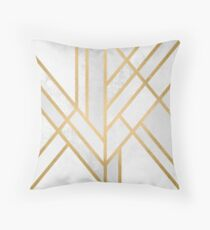Art Deco Throw Pillows.Deco Throw Pillows Redbubble