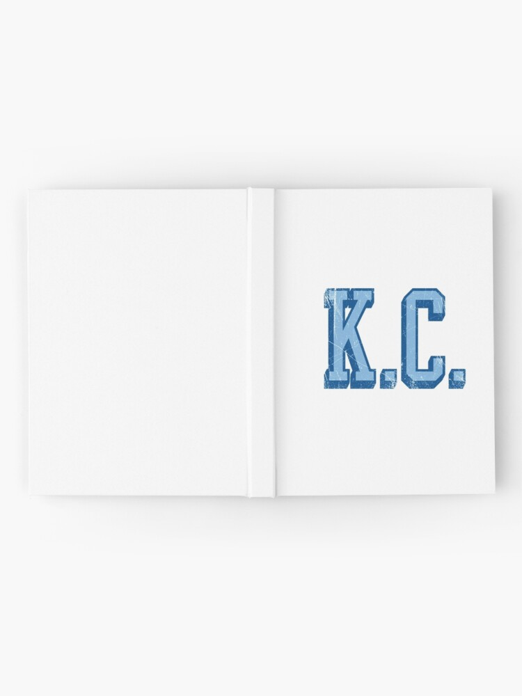 Alternate view of KC - block abv - 9 Hardcover Journal