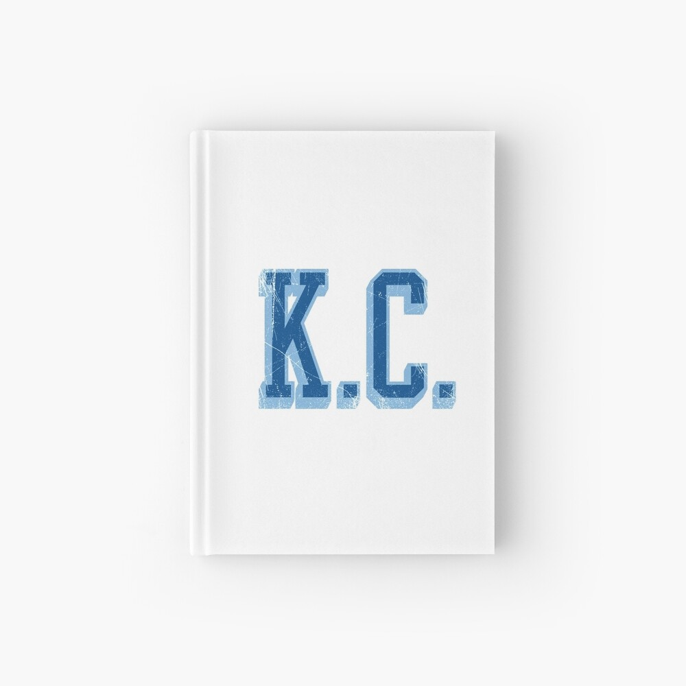 KC - block abv - 10 Hardcover Journal