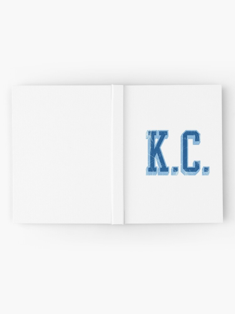 Alternate view of KC - block abv - 10 Hardcover Journal