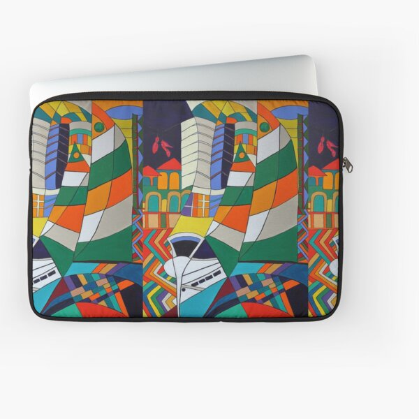 Caligari II - Miami Laptoptasche