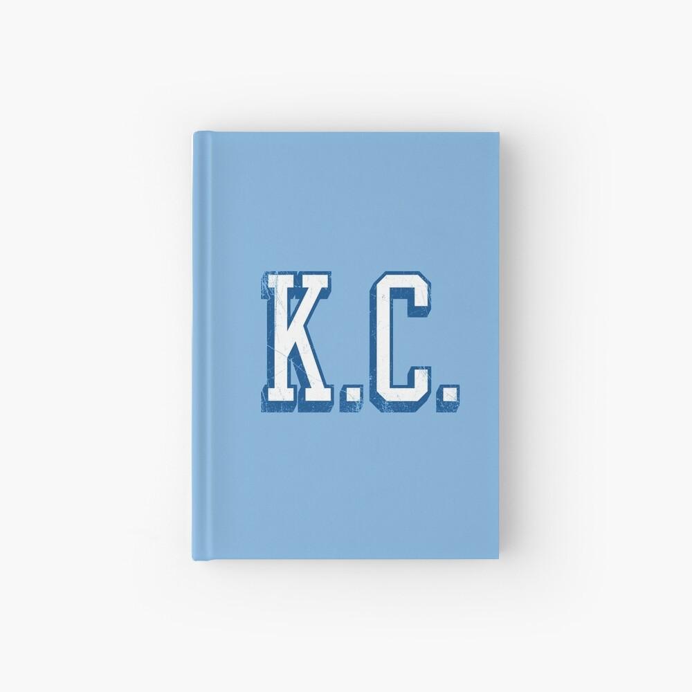 KC - block abv - 11 Hardcover Journal