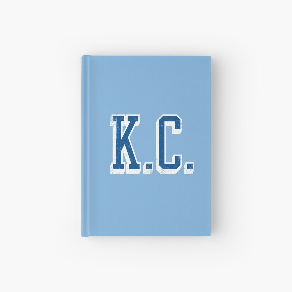 KC - block abv - 12 Hardcover Journal