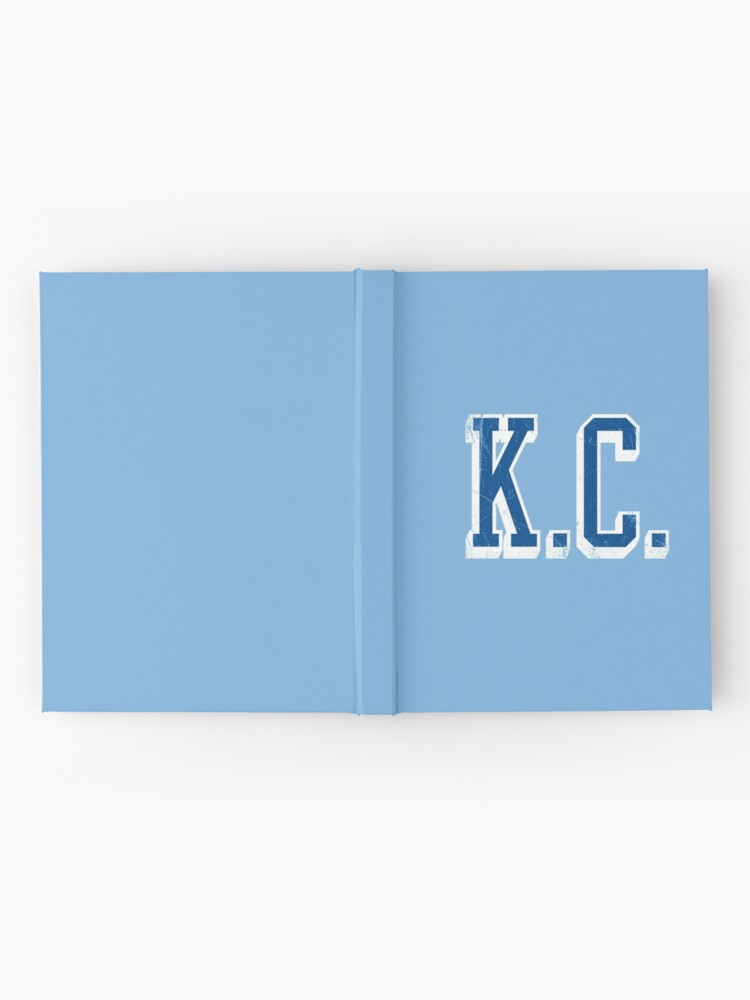 Alternate view of KC - block abv - 12 Hardcover Journal