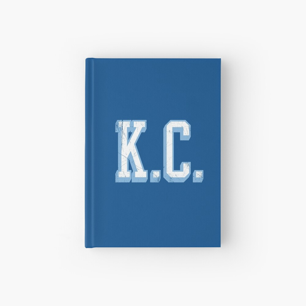 KC - block abv - 13 Hardcover Journal