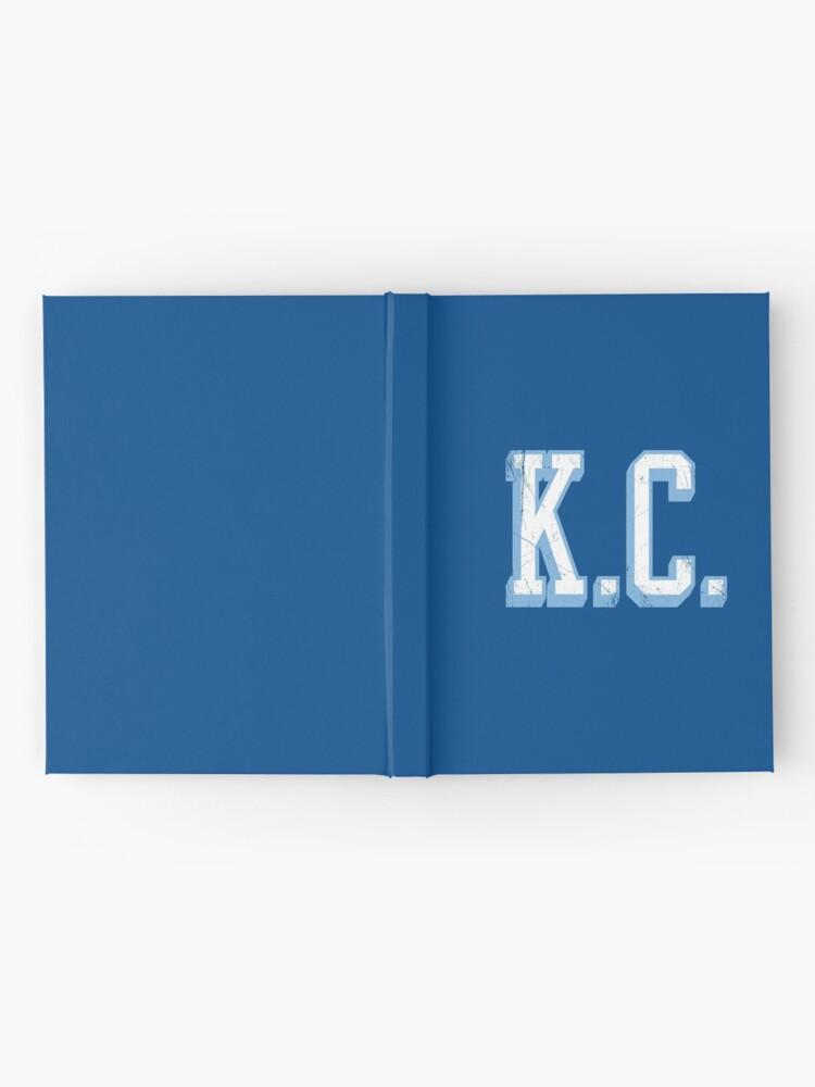 Alternate view of KC - block abv - 13 Hardcover Journal