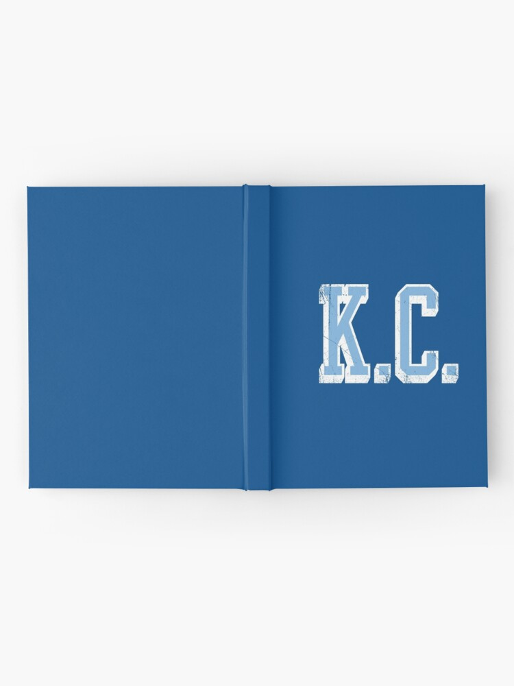 Alternate view of KC - block abv - 14 Hardcover Journal