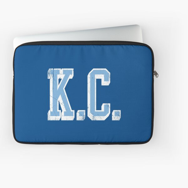 KC - block abv - 14 Laptop Sleeve
