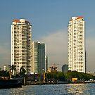 High Rise LIving, Bangkok, Thailand. by johnrf