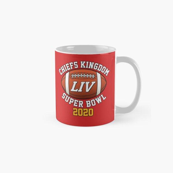 Chief Kingdom Super Bowl 2020 Classic Mug