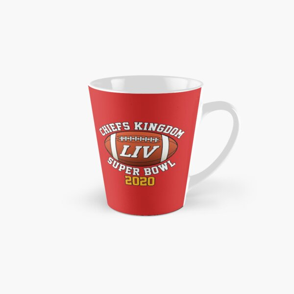 Chief Kingdom Super Bowl 2020 Tall Mug