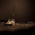 Incense stick by Luke Stephensen