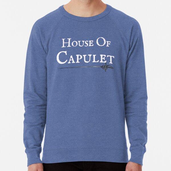 Casa de Capuleto (Luz) Sudadera ligera