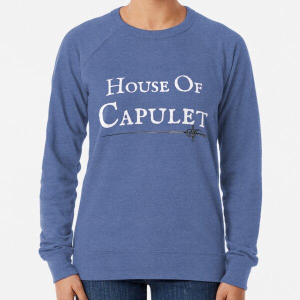 House of Capulet (Light) Lightweight Sweatshirt