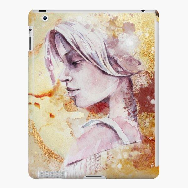 Abstrakte Feen Frau iPad – Leichte Hülle