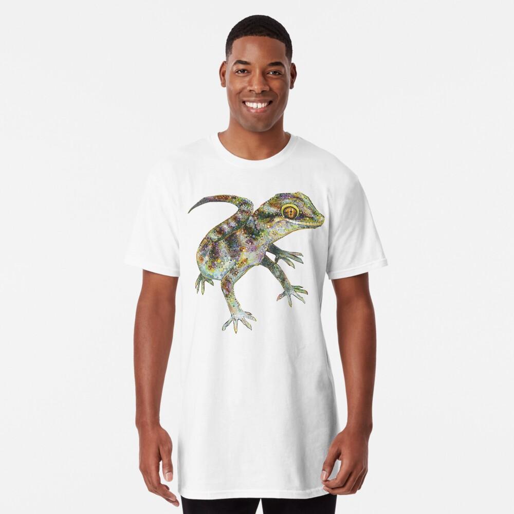 Bynoe's Gecko Painting - 2012 Long T-Shirt